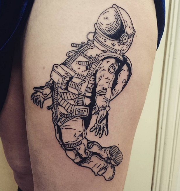 David bowie tattoos popsugar beauty uk for David bowie tattoos