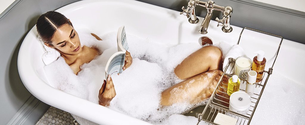 How to Have the Most Relaxing Bath Ever