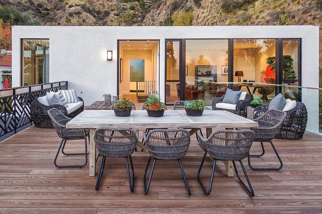 Home & Garden | Emily Blunt and John Krasinski's Hollywood ...