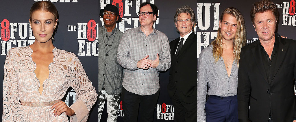 Hollywood Heavyweights Join Aussie Stars at The Hateful Eight Premiere