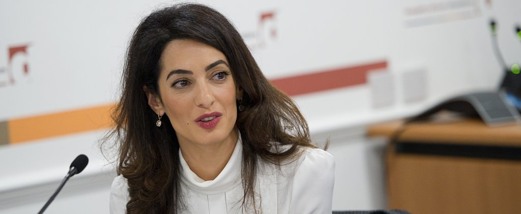 Amal Clooney Reminds the World That She's Way More Than Just George's Wife