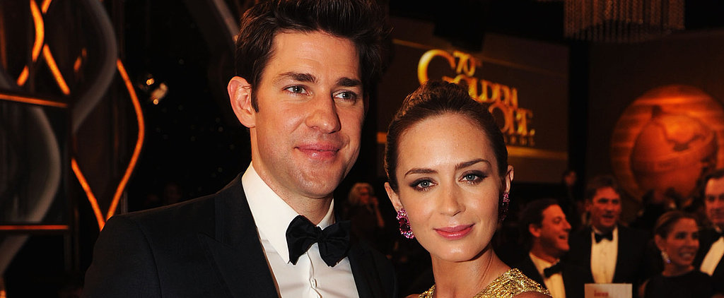 Emily Blunt and John Krasinski's Hollywood Home Is Ridiculously Sexy