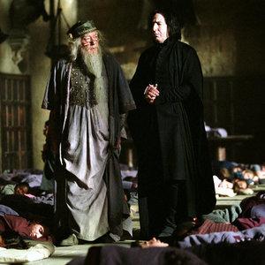 Alan Rickman and Michael Gambon's Prank on Daniel Radcliffe