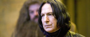 Alan Rickman's Goodbye Letter to the Harry Potter Movies Is Simply Lovely