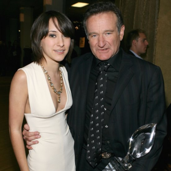 Robin Williams's Daughter, Zelda, Opens Up About Coping With His Death