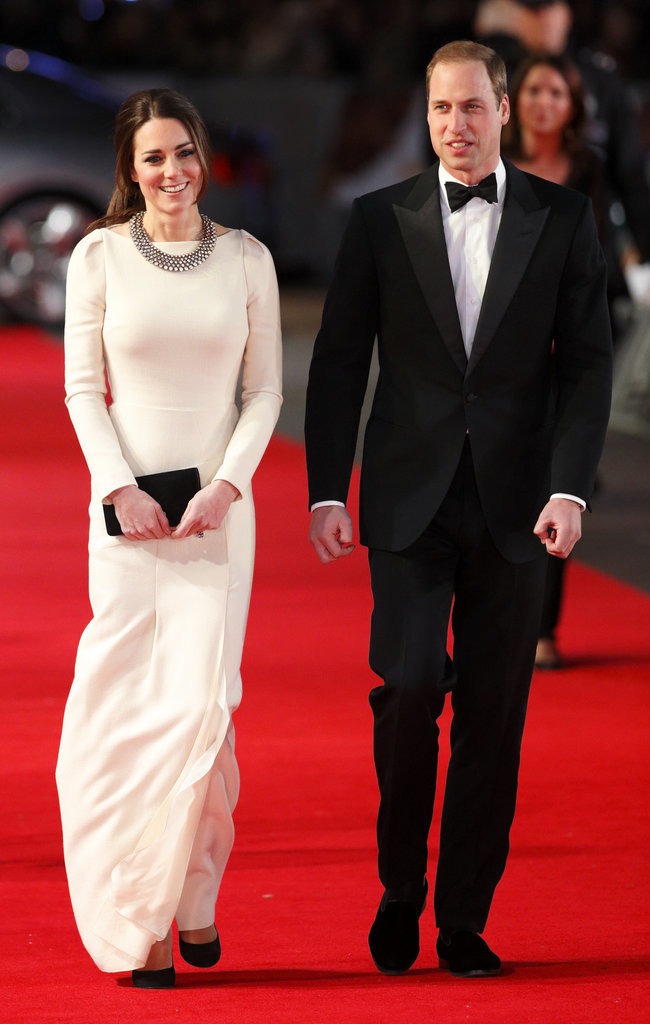 They Strike the Perfect Black-and-White Contrast on the Red Carpet