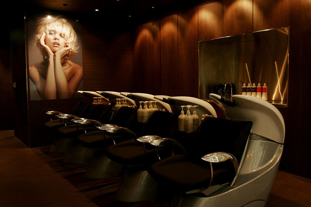 Australian celebrity beauty beauty salons popsugar for Sydney salon