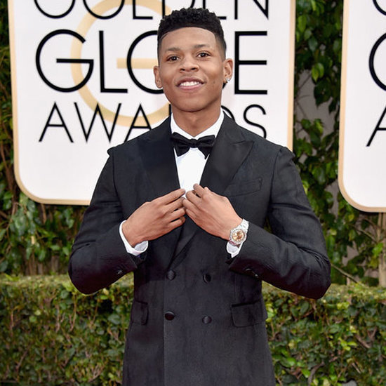 The Cast of Empire on the Golden Globes Red Carpet