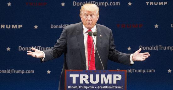 Donald Trump Actually Channeled Jon Stewart During The GOP Debate