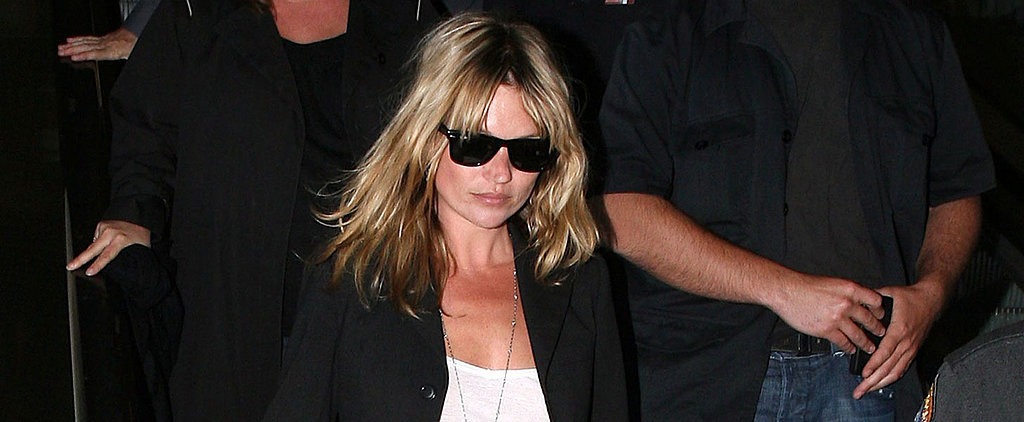 Kate Moss Gives a Master Class in the Art of Styling This Wardrobe Staple