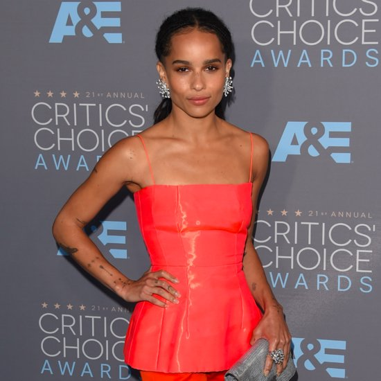 Zoe Kravitz at Critics' Choice Awards 2016