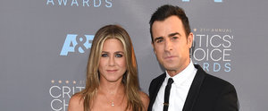 Jennifer Aniston Just Wanted a Better View of Justin Theroux, Like the Rest of Us