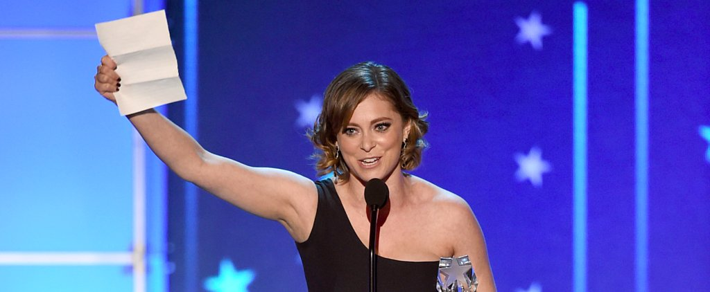 Watch Crazy Ex-Girlfriend's Rachel Bloom Continue to Dominate Award Season