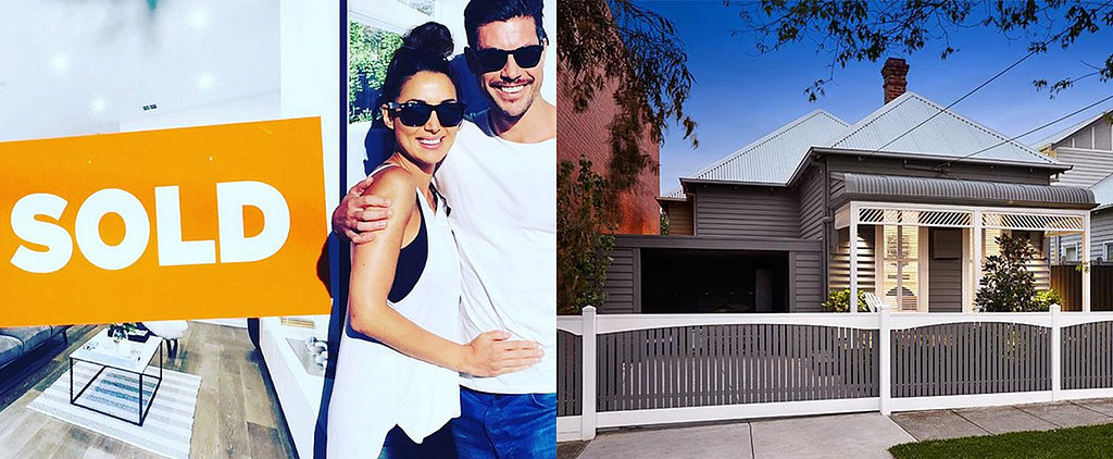 All the Pics of Sam and Snez's New Home