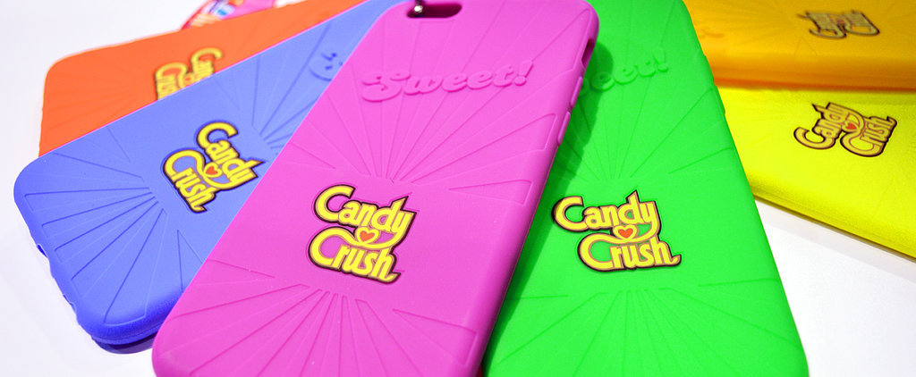 We Tried the Scented Candy Crush Phone Cases, and Here's What Happened