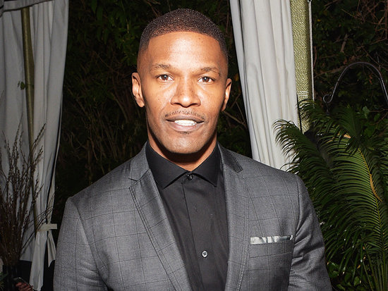 See the Emotional Photo of Jamie Foxx Meeting with Father of the Driver He Rescued Out of Burning Vehicle