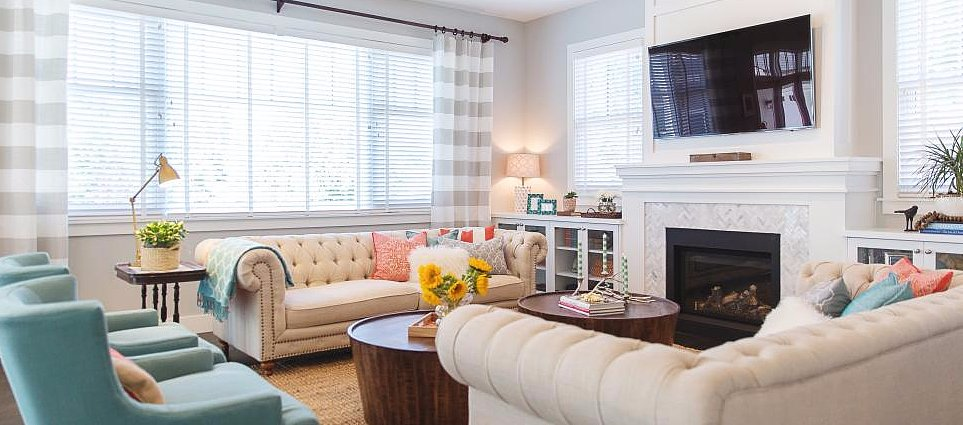 20 Living Room Redesign Ideas For Any Budget