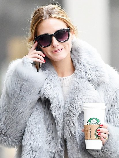 The Olivia Palermo Outfit You'll Wear on Every Starbucks Run