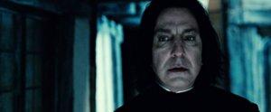 J.K. Rowling Finally Reveals the Secret She Told Alan Rickman About Snape