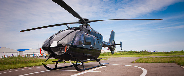Uber Is Bringing Helicopter Rides to a City Near You