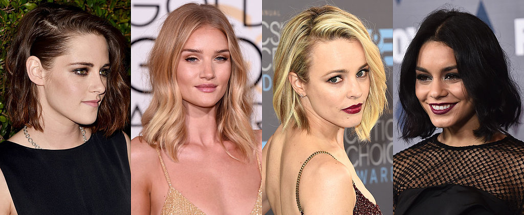 These Short Celebrity Cuts Are Winning 2016