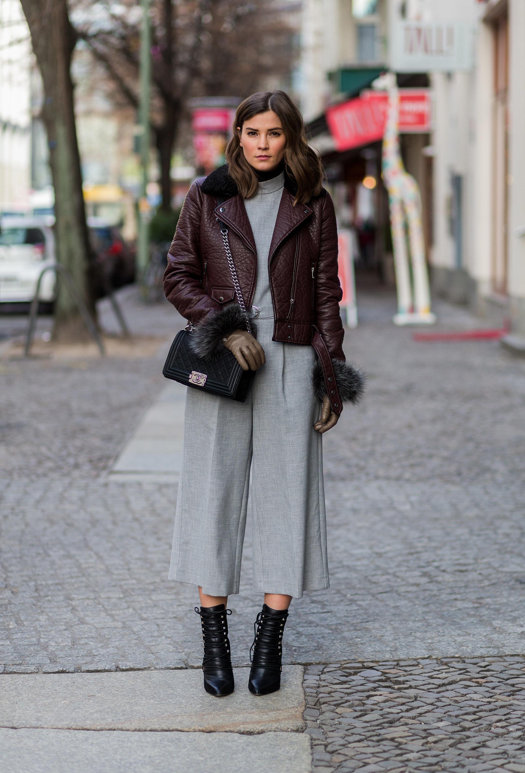 Street Style Berlin Fashion Week Januar 2016 So Trotzen