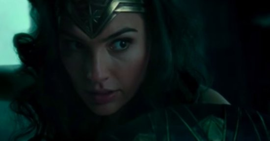 Prepare To Fan Girl/Boy/Whatever Out Over The First 'Wonder Woman' Footage