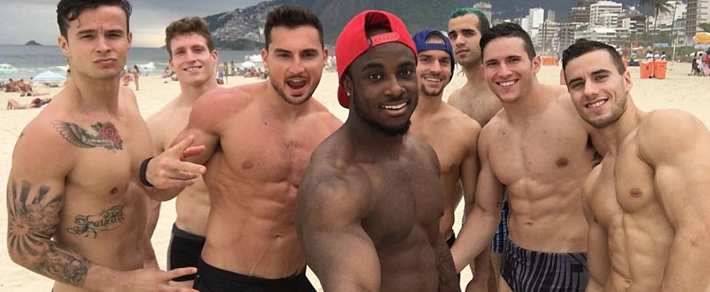 15 Hot Olympic Hopefuls We Can't Wait to Watch in 2016