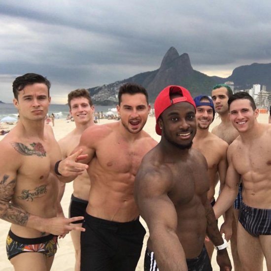 Sexy Olympic Athletes 2016