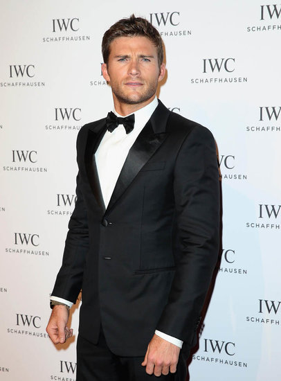 Scott Eastwood in Geneva to promote luxury watch with Chris Evans, might be cast as young Han Solo