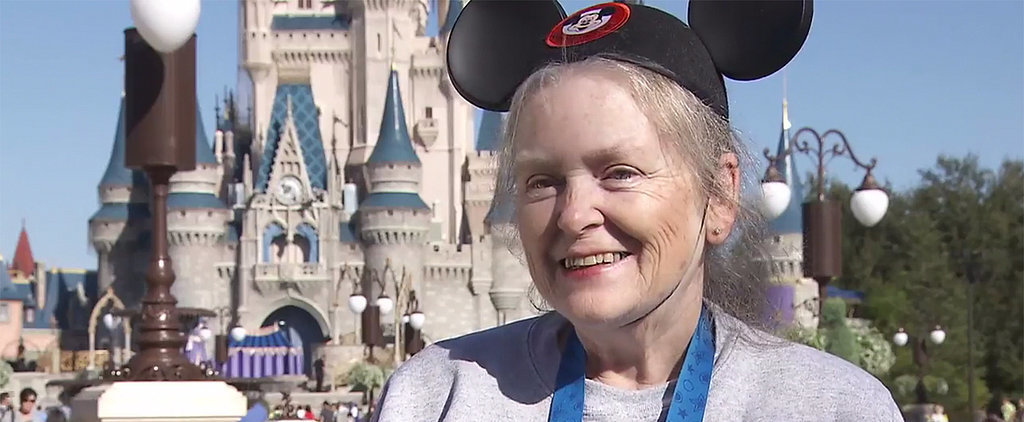 The Elon Cafeteria Worker Finally Got Her Dream Trip to Disney (and Met Mickey!)