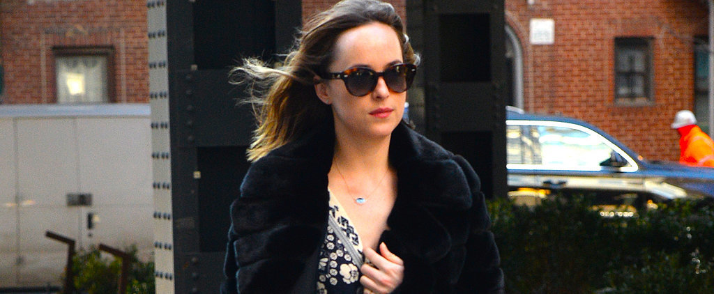 Dakota Johnson's 4 Amazing Coats Deserve a Spot in Your Winter Wardrobe