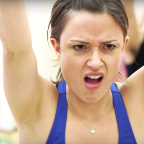 What You're Thinking About During Yoga   Video