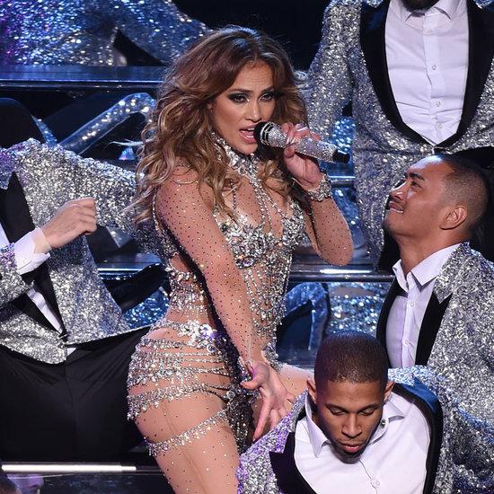 Jennifer Lopez Las Vegas Residency Pictures