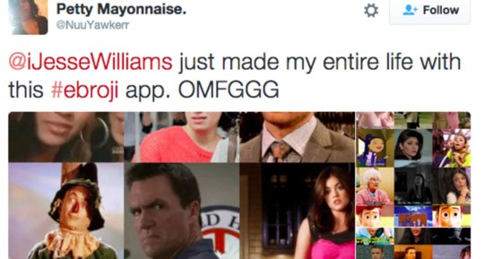 Jesse Williams Created A GIF Keyboard App, And It's Lit