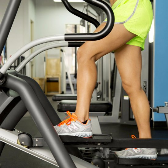 Beginning Elliptical Workout