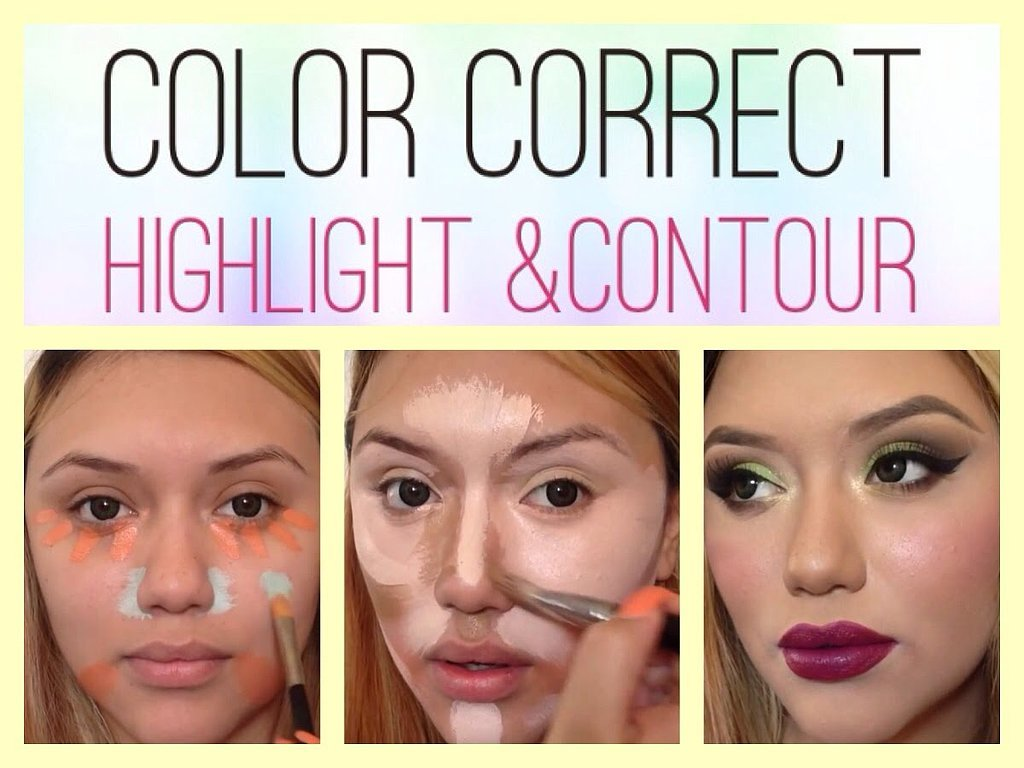 Colour Correcting Tutorials Popsugar Beauty
