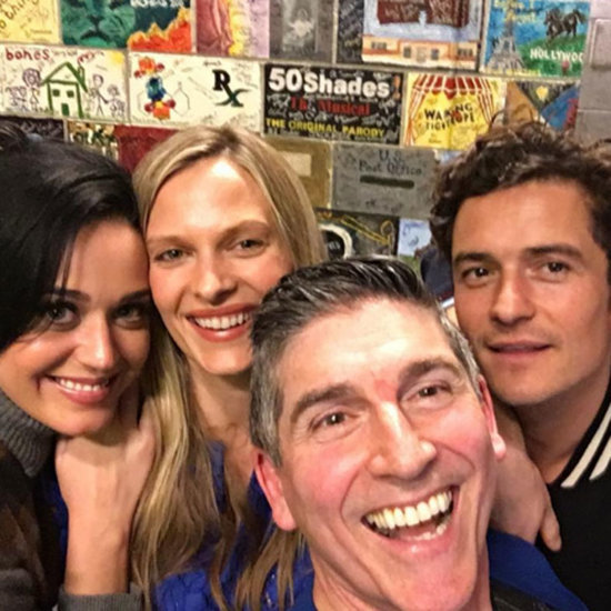 Katy Perry and Orlando Bloom's Selfie on Instagram