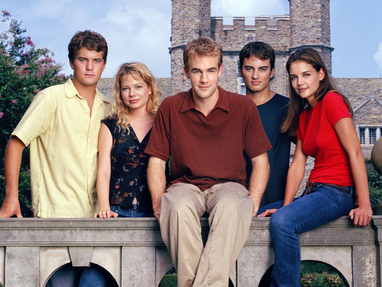 There Might Be a 'Dawson's Creek' Reunion in the Works