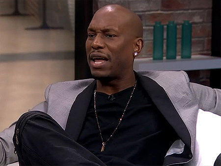 VIDEO: Check Out Tyrese's Hibachi Style Restaurant in His Own Backyard!
