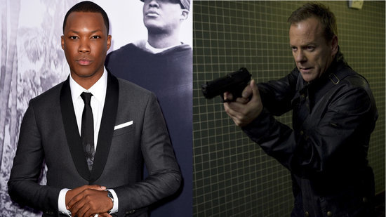 '24' Reboot Finds New Jack Bauer in 'Straight Outta Compton' Star Corey Hawkins