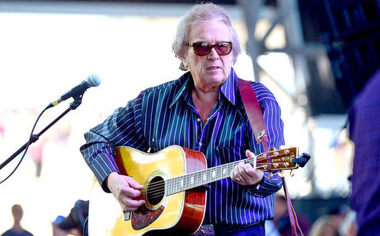 FROM EW: Protection Order Against Don McLean Dropped Following Arrest as He and Wife Vow to 'Move Forward and Rebuild Their Live