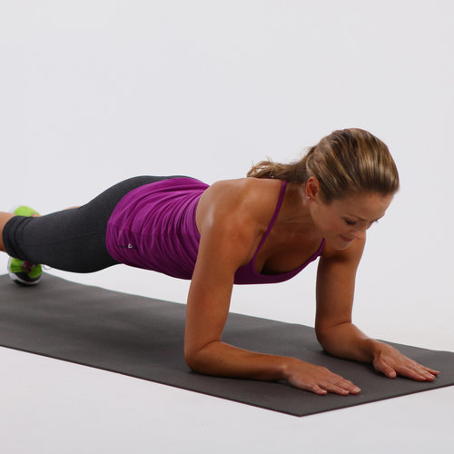 Printable Strength-Training Workout Under 20 Minutes