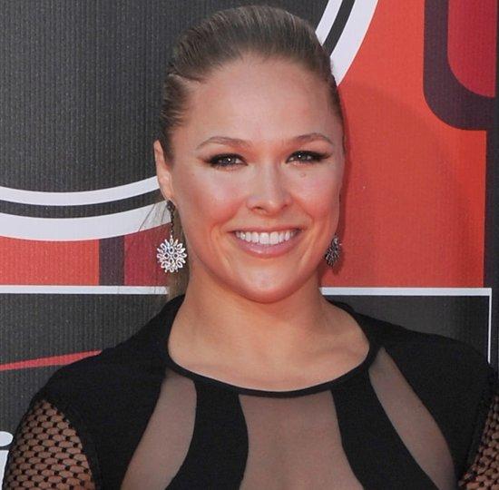 Is Ronda Rousey Secretly Engaged?