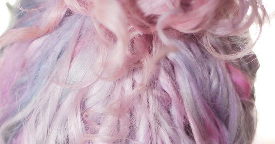 15 Pastel Hair Color Ideas That You'll Be Dyeing To Try
