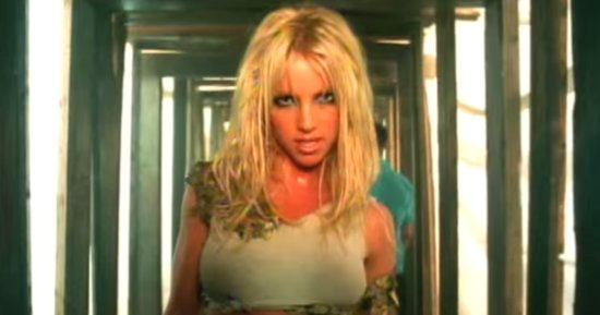 Britney Spears Is 'Slave 4 U' Levels Of Hot In Mysterious New Bikini Videos