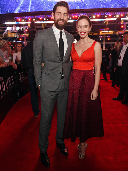 Second Child on the Way for John Krasinski and Emily Blunt