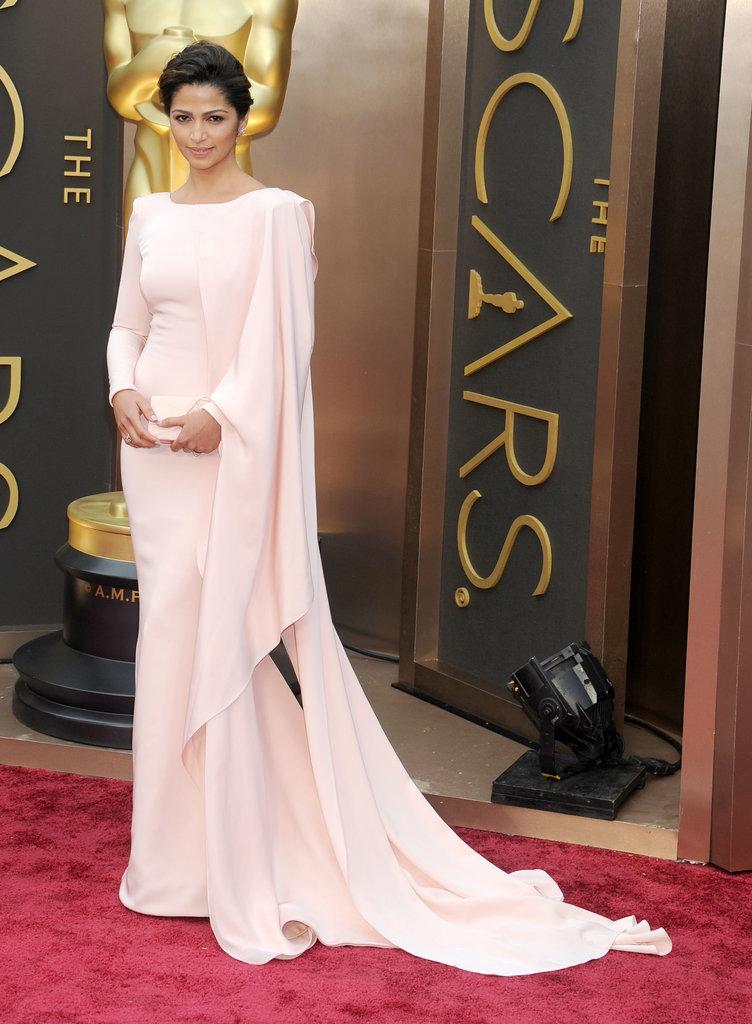 When Her Oscar Dress Was Worthy of a Winner