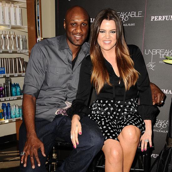 Khloe Kardashian Rents a Home For Lamar Odom