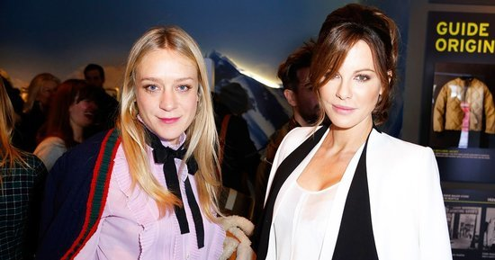 Chloë Sevigny and Kate Beckinsale Explore the Sundance Film Festival in Style